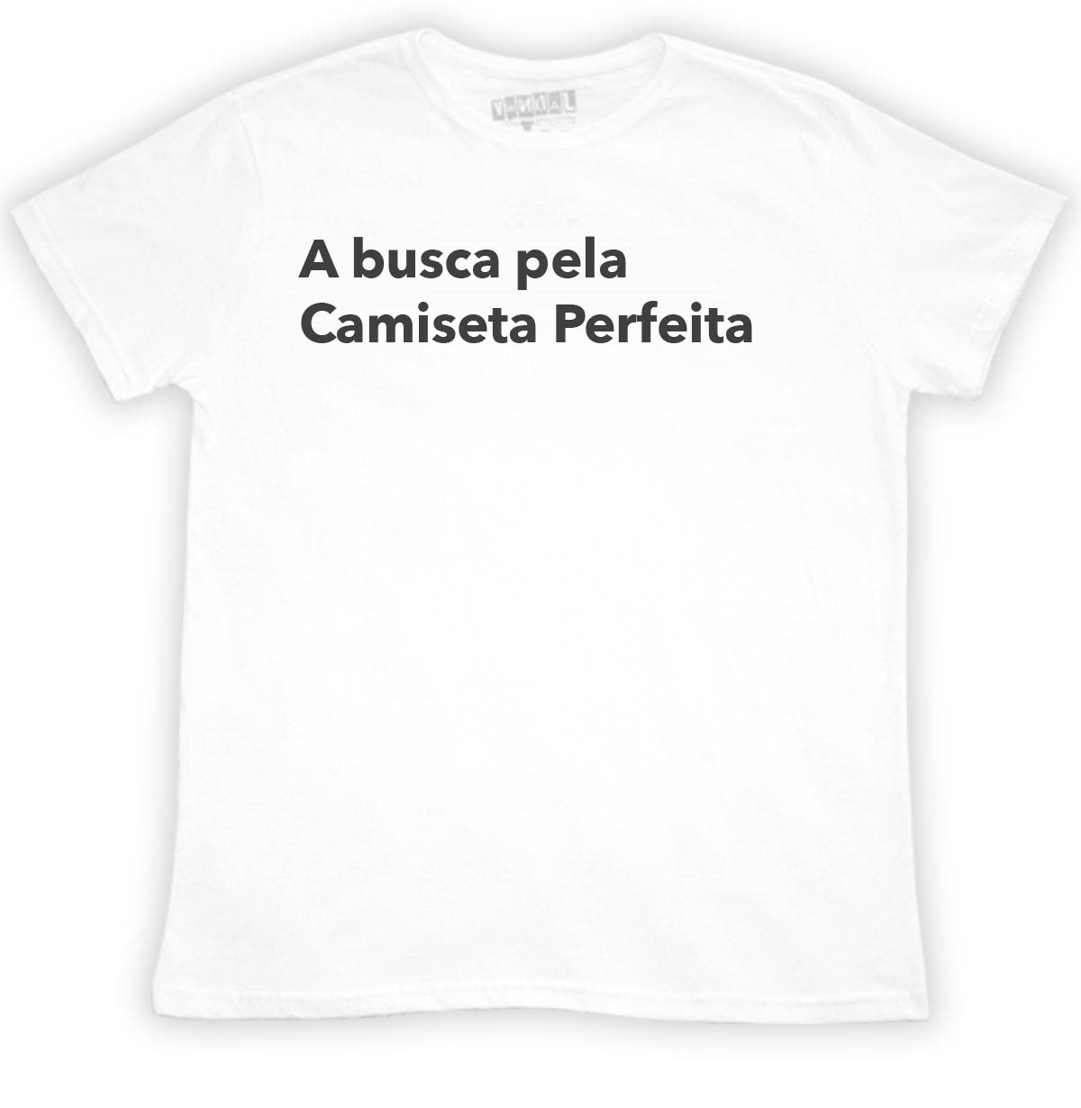 Vandal camiseta perfeita2