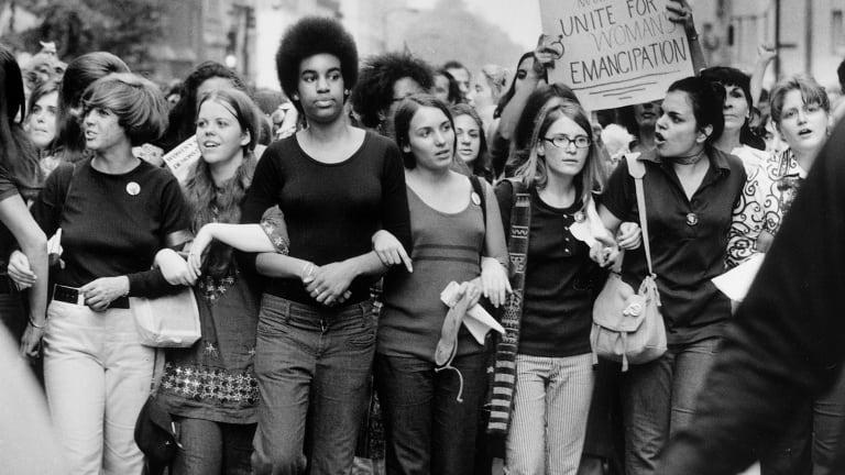 Mulheres feministas