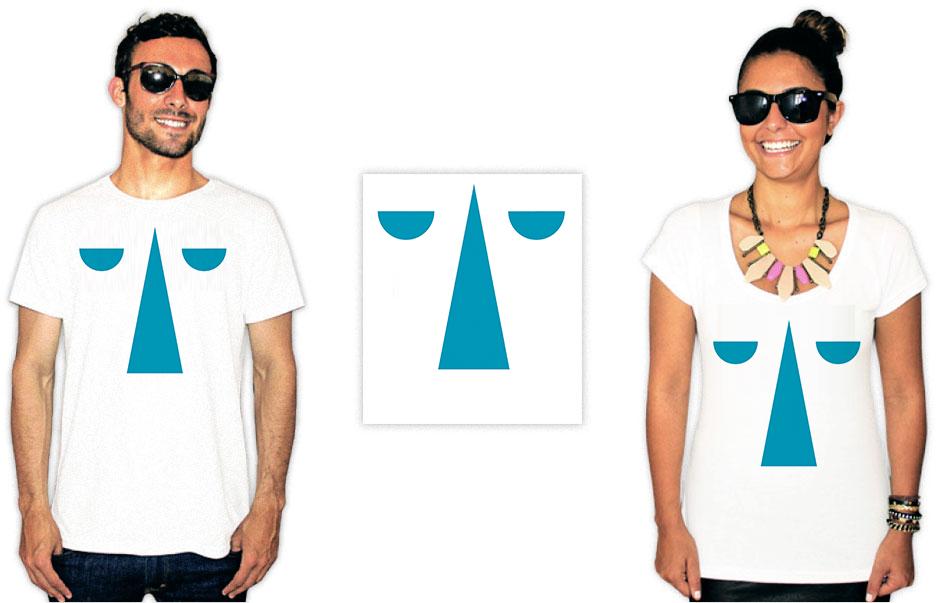 Camiseta com estampa do baiana system mascara guerreiro