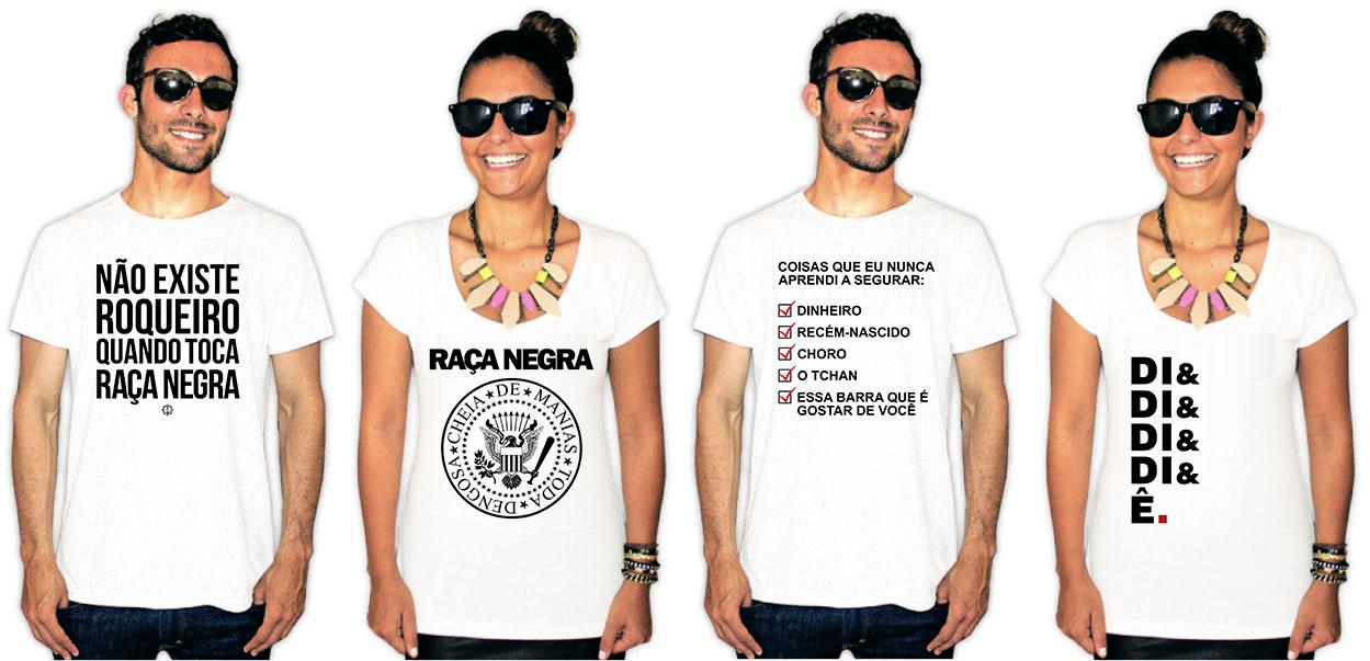 Camisetas raca negra vandal