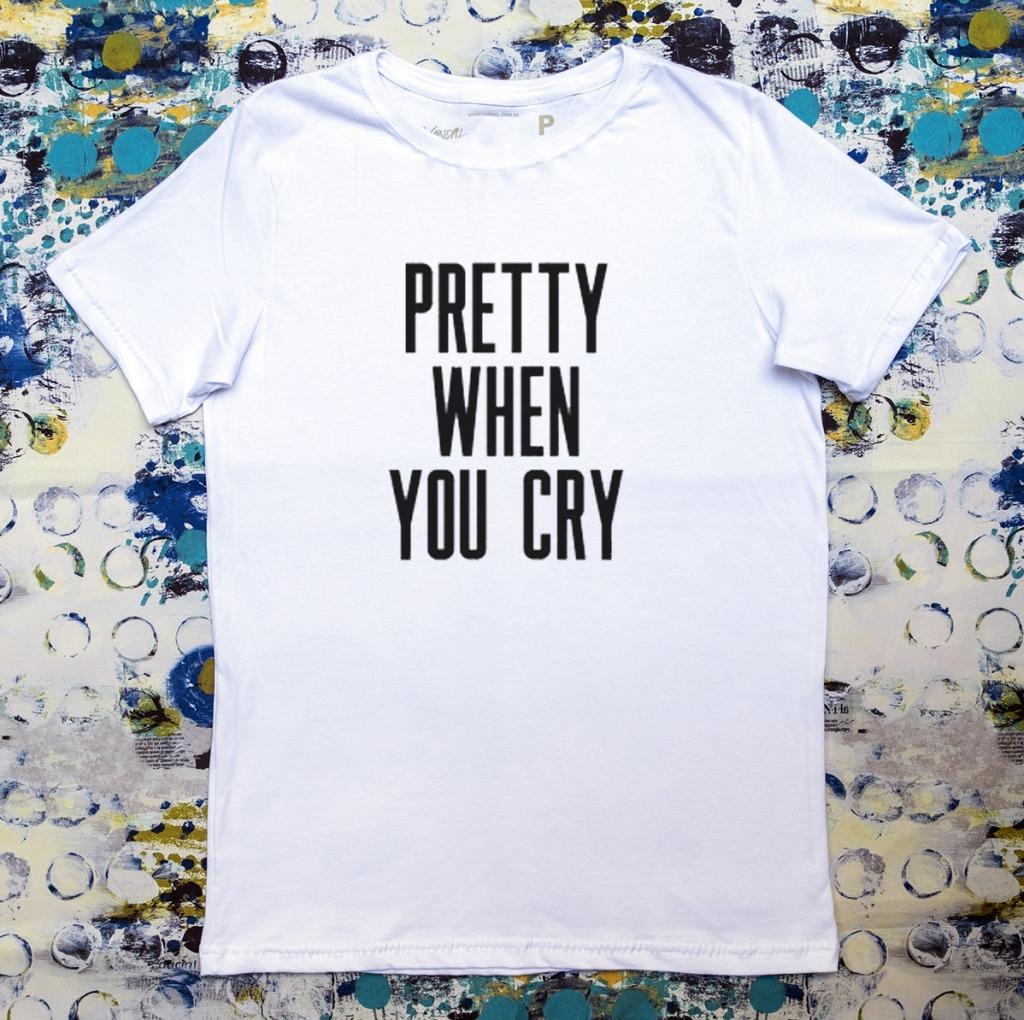 Camiseta Lana Del Rey pretty when you cry