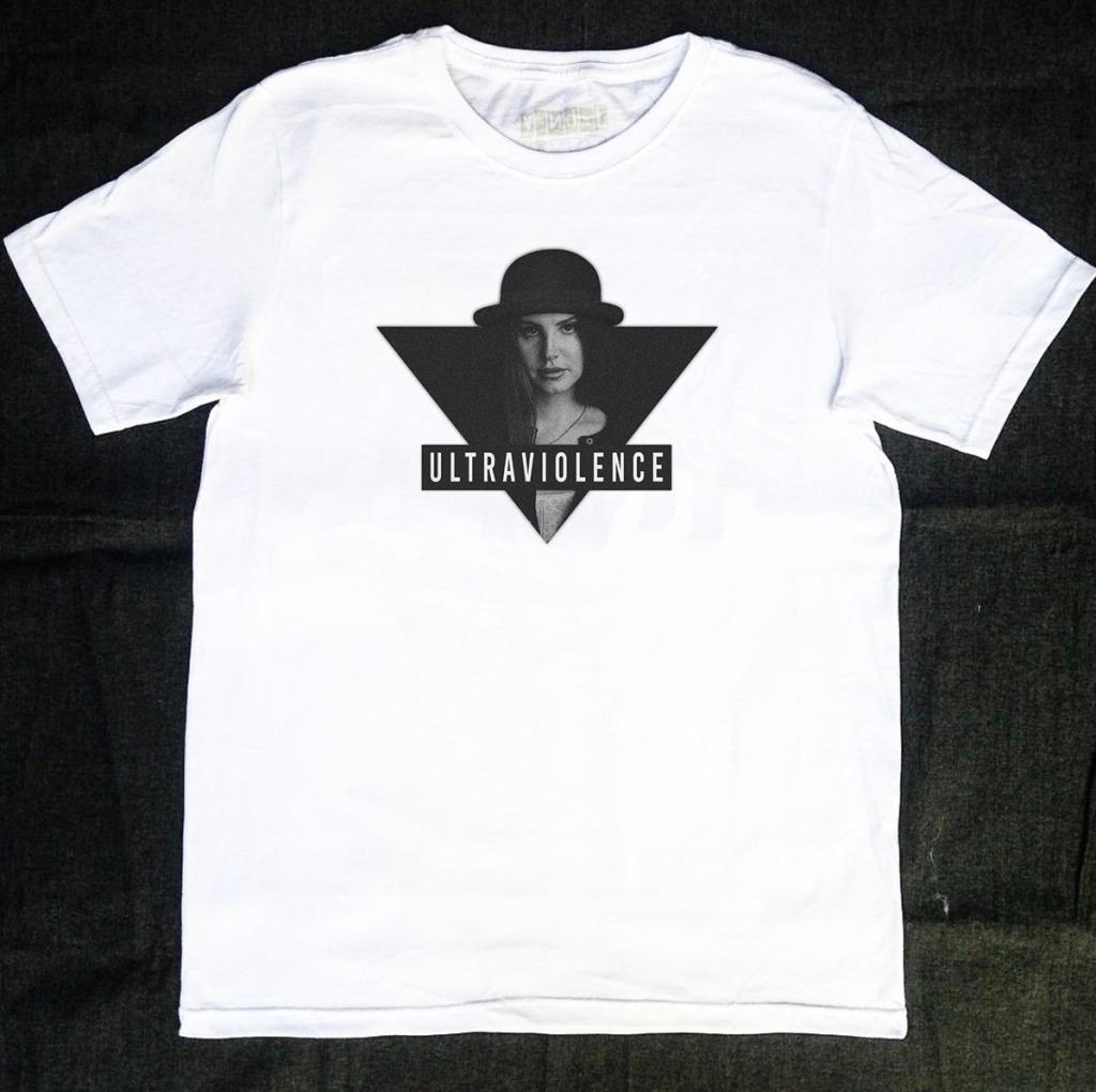 Camiseta Lana Del Rey ultraviolence