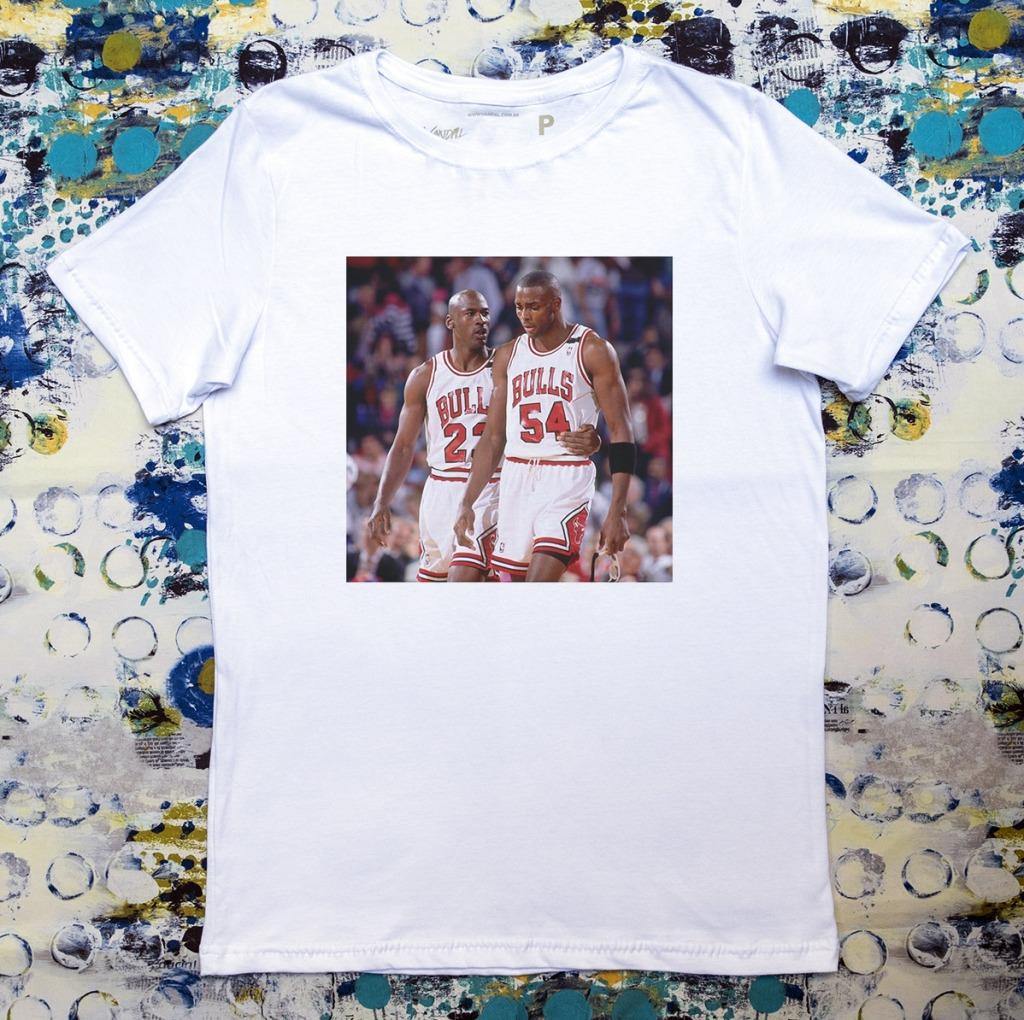 Camiseta Michael Jordan