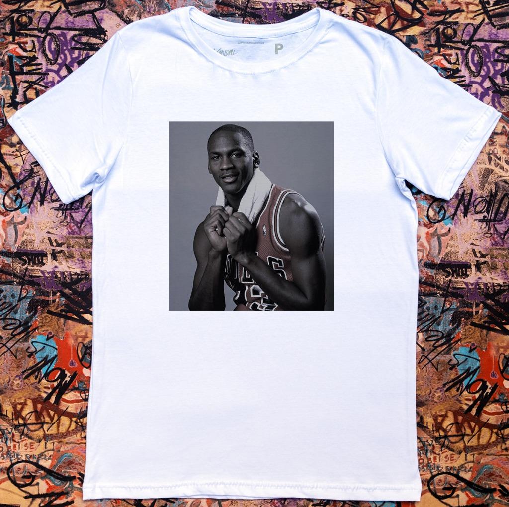 Camiseta Michael Jordan jovem