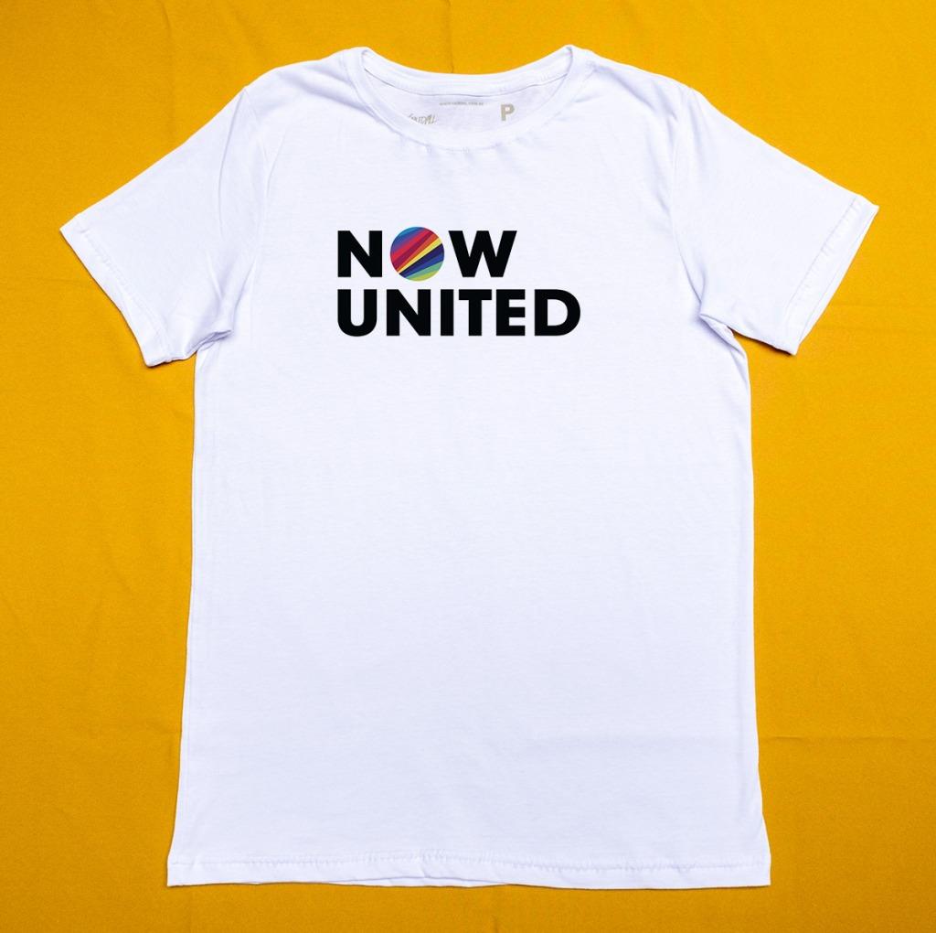 1 - Camiseta Now United Logo