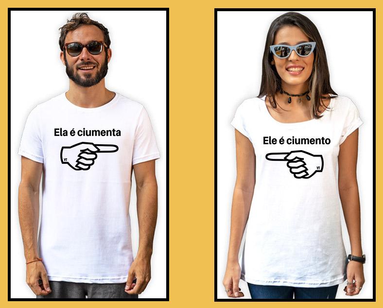 Camisetas Casal Ciumento