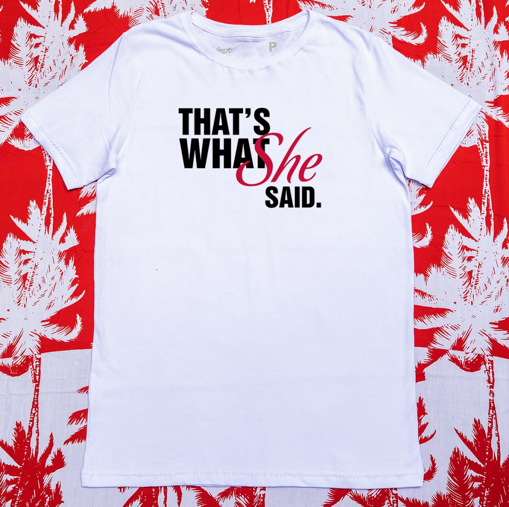 Camiseta The Office That's